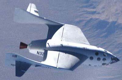 SpaceShipTwo