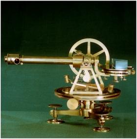 Fraunhofer spectrometer