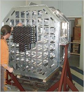 photomultipliers array