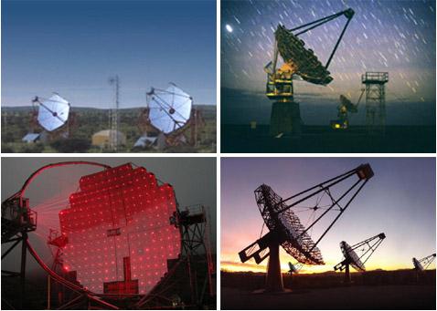 Cherenkov Telescopes