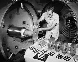 early ion engine