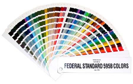 Federal Standard 595