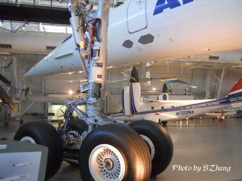 道格拉斯型客机_Bo Zhang's Homepage » 美国国家航空航天博物馆参观记之Udvar-Hazy中心篇