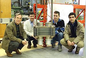 LHC的一氧化钼修正磁体