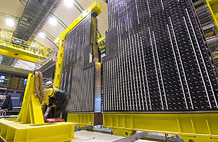 LHCb的电磁量能器