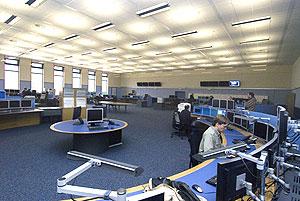 新的CERN控制中心