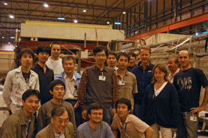 LHCf合作小组成员