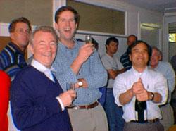 庆祝LHCb的批准