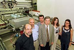 ATLA的第一个μ子室在希腊建造