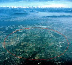 鸟瞰CERN